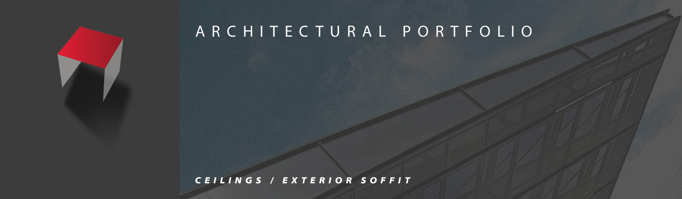 ARCH-Header Ceilings ExtSoffit