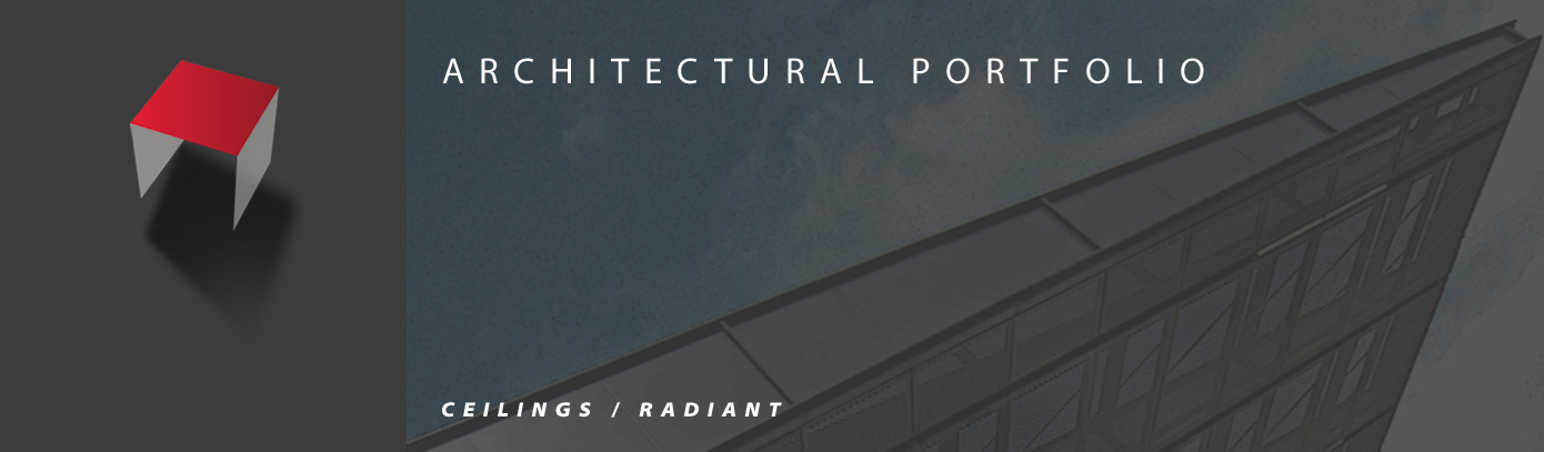ARCH-Header Ceilings Radiant